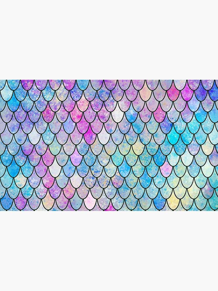mermaid scales by vitag