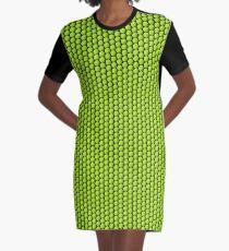 tennis Graphic T-Shirt Dress