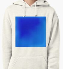 Abstract Blue Sky Background Pullover Hoodie