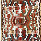 Karapinar Central Anatolian Konya Antique Kilim by Vicky Brago-Mitchell