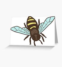 Bee! Greeting Card