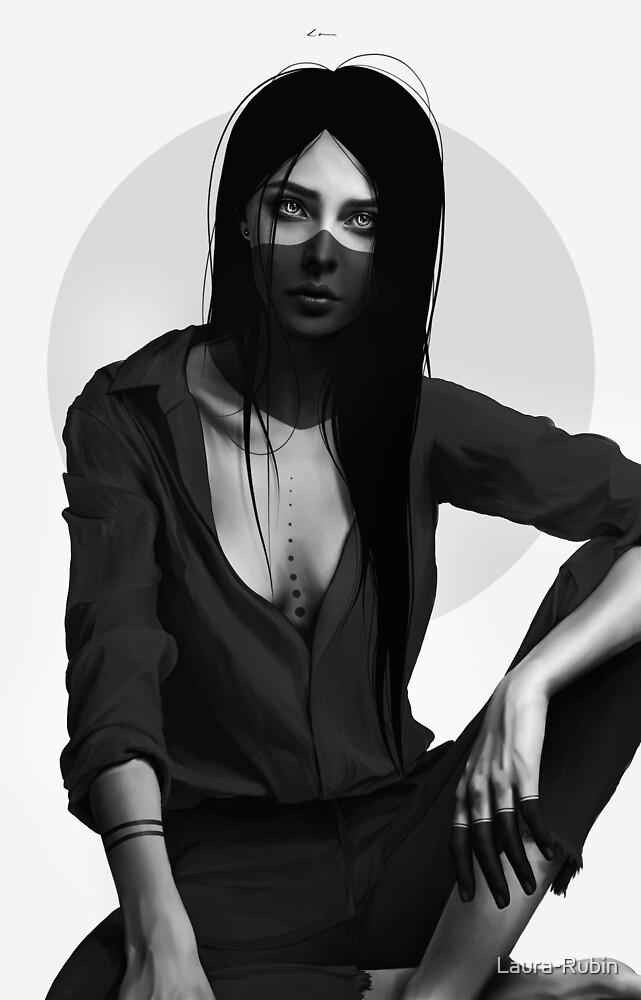 Akali ll by Laura-Rubin