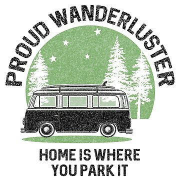 Proud Wanderluster by snarkee