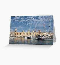 The Maltese Maritime Museum Greeting Card