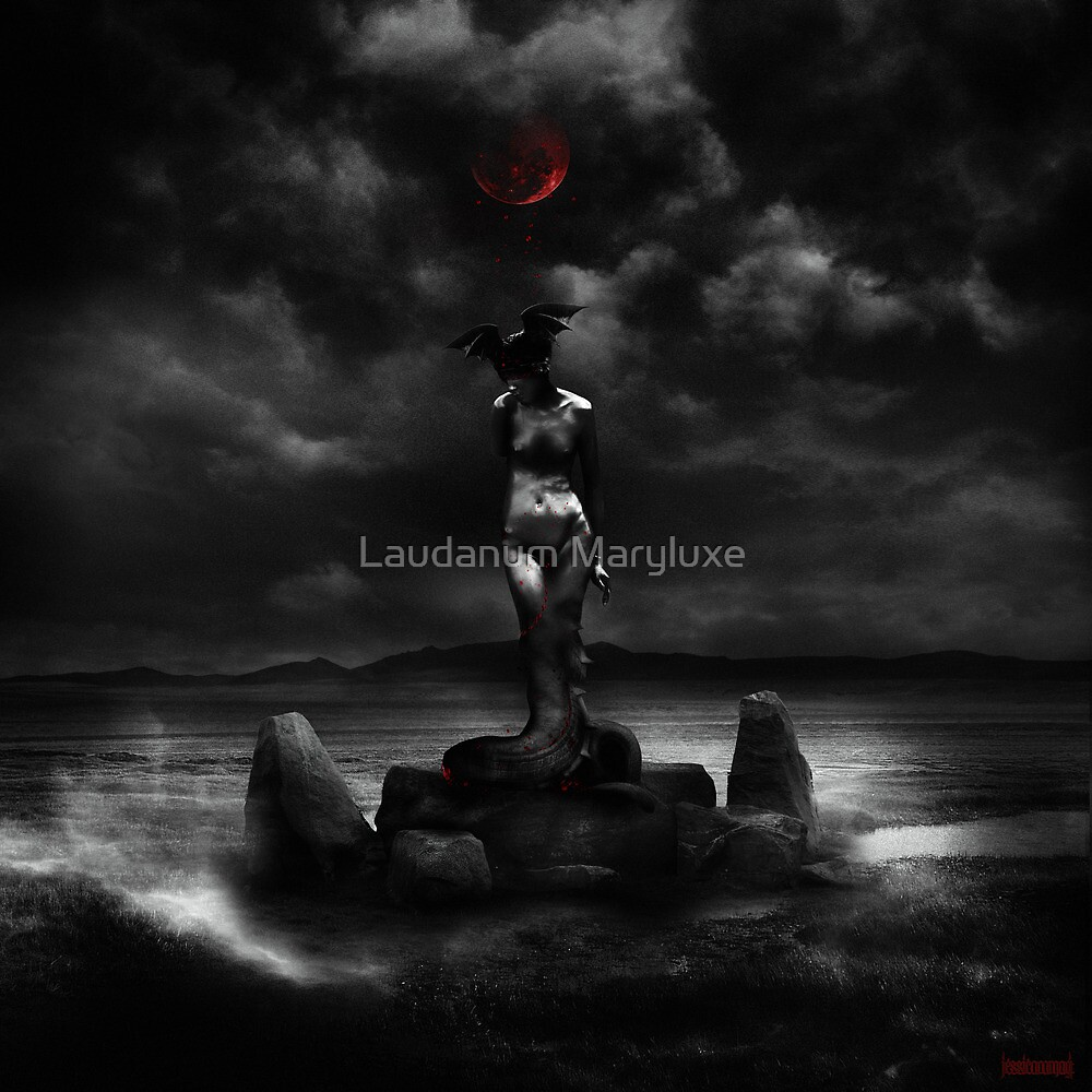the Lamia by Laudanum Maryluxe