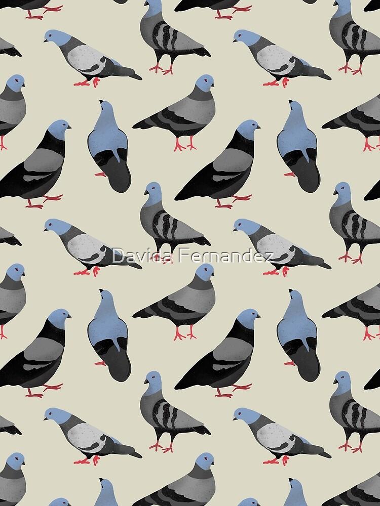 Design 33 - Die Tauben von divafern