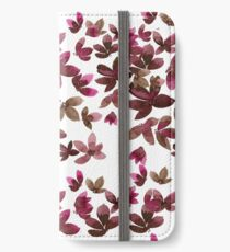 Born to Butterfly - Autumn Palette iPhone Wallet/Case/Skin