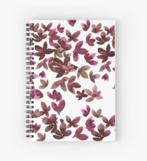 Born to Butterfly - Autumn Palette Spiral Notebook