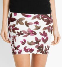 Born to Butterfly - Autumn Palette Mini Skirt