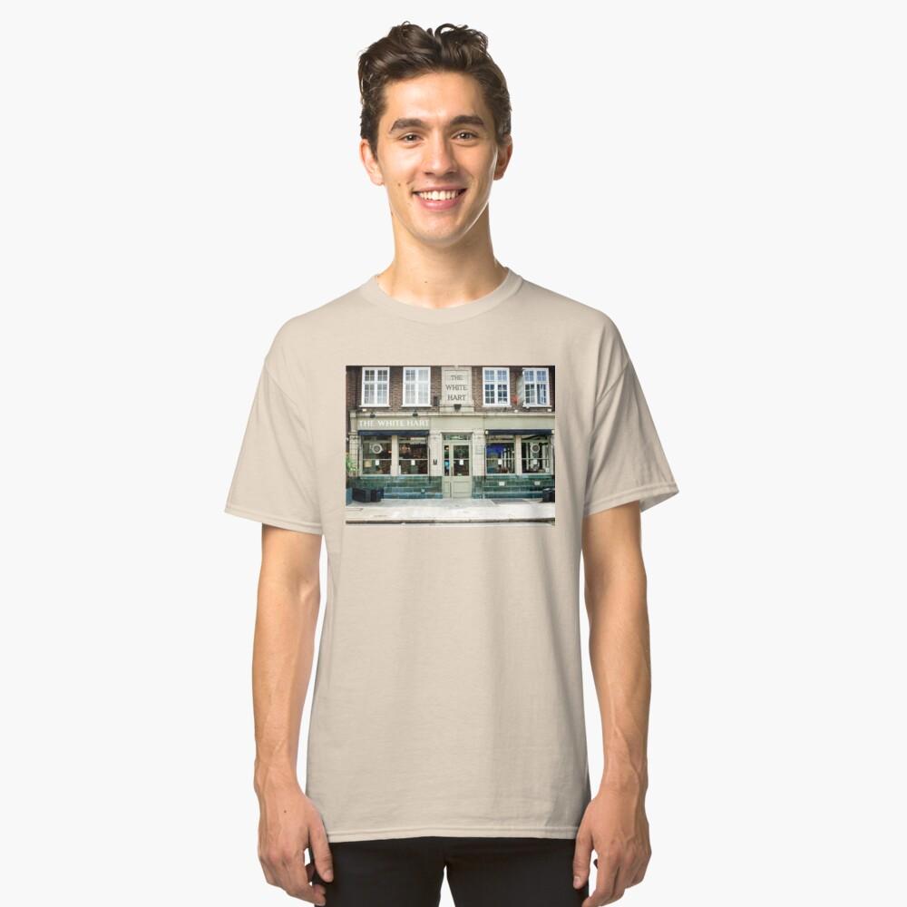 Der weiße Hart Classic T-Shirt