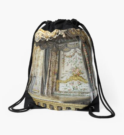 The Queen's Bedchamber Drawstring Bag