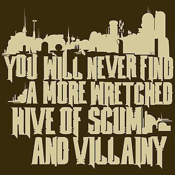 Scum and Villainy by Mindspark1