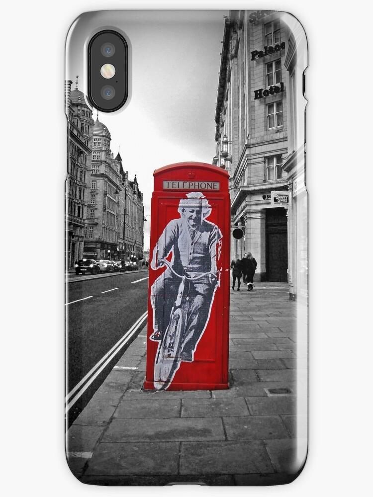 Einstein in London by Nicole Barnes