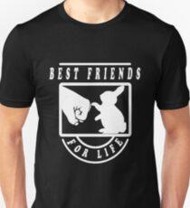 Beste Freunde Fürs Leben Slim Fit T-Shirt