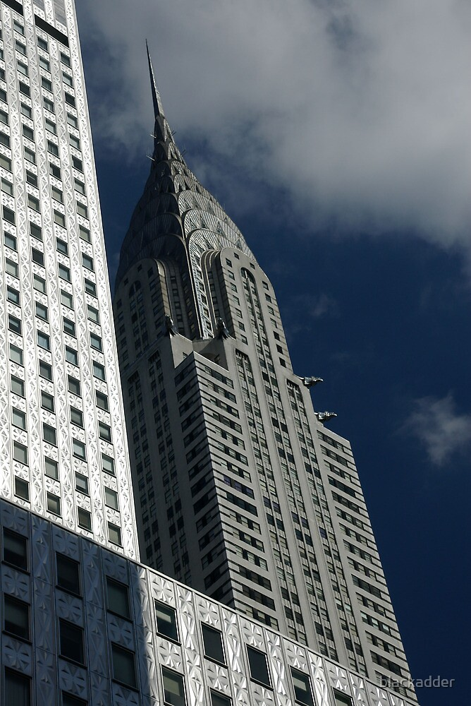 Chrysler Building, New York by blackadder
