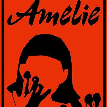 Amélie by patriikamikaze