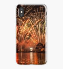Celebrate! Illuminations Reflections of Earth at Epcot iPhone Case