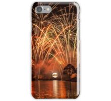 Celebrate! Illuminations Reflections of Earth at Epcot iPhone Case/Skin