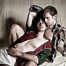 LOA - David & Jonathan by Aaron Holloway