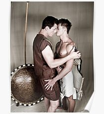 LOA - Alexander & Hephastion Poster