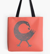 Sankofa bird Adinkra Tote Bag
