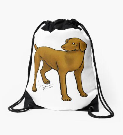 Vizla Drawstring Bag