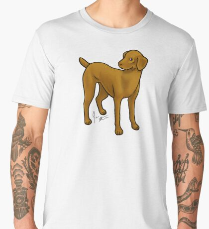 Vizla Men's Premium T-Shirt