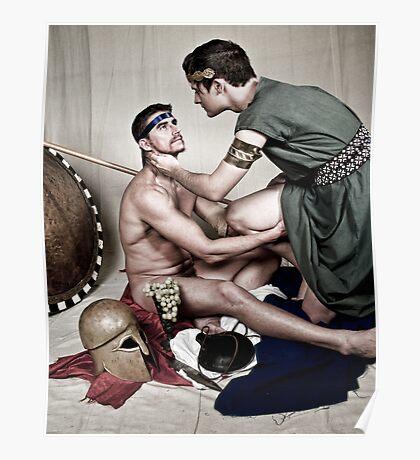 LOA - Achilles and Patroclus Poster