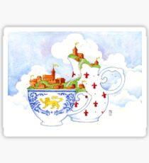 Kingdoms of Tea Sticker