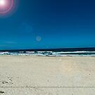Beach Scene 1 by Aaron Holloway