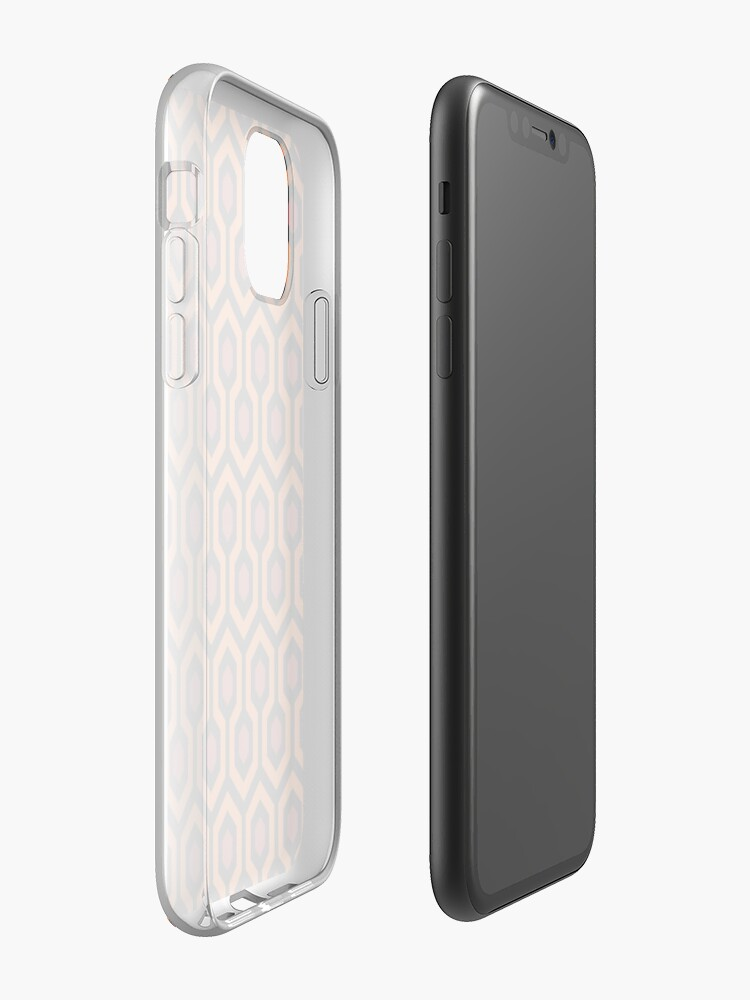 coque iphone 7 or , Coque iPhone « Chambre 237 », par -Rohan-