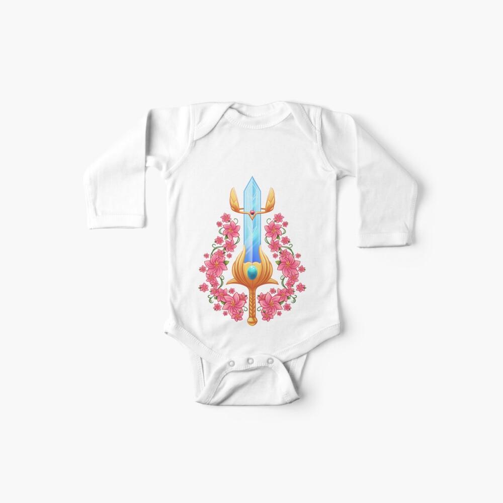 Poder para la princesa Bodies para bebé