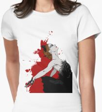 Black Swan Women's Fitted T-Shirt
