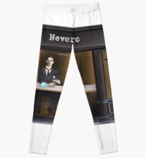 Lovecraft and Poe Leggings
