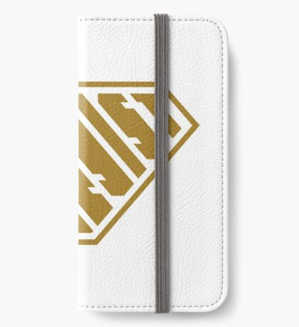 Resist SuperEmpowered (Gold) iPhone Wallet