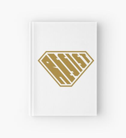 Resist SuperEmpowered (Gold) Hardcover Journal