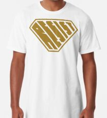 Resist SuperEmpowered (Gold) Long T-Shirt