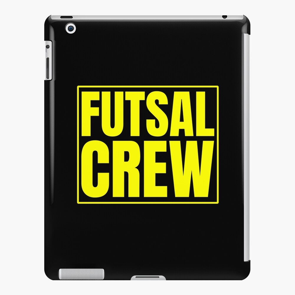 Futsal Crew iPad-Hülle & Skin