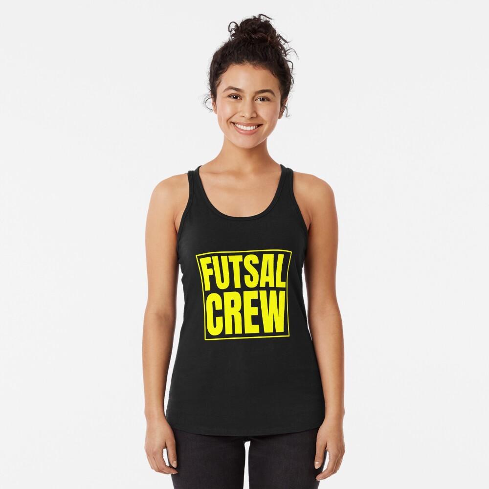 Futsal Crew Racerback Tank Top