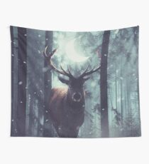 Forest Dweller Wall Tapestry