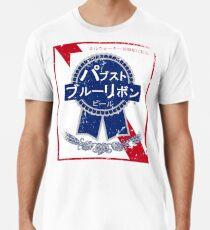 Japanese - American - Pabst Beer Premium T-Shirt