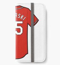 Ulrich Bojarski Jersey iPhone Wallet/Case/Skin