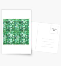 #abstract, #pattern, #design, #decoration, #art, #illustration, #shape, #ornate Postcards