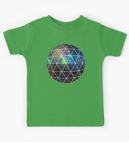 Space Geodesic  Kids Clothes