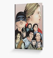 The Princess Bride Greeting Card