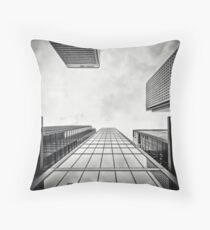 Canary Wharf | 01 Throw Pillow