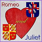 Romeo and Juliet Logo by msupodcast