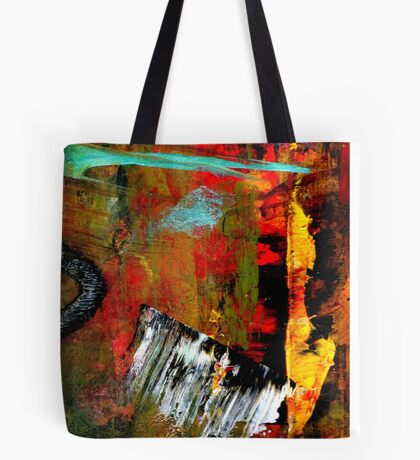 Seeing THE LIGHT at The End Tote Bag