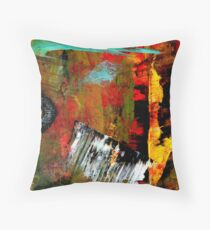 Seeing THE LIGHT at The End Throw Pillow