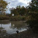 Abandoned Centralia, Pennsylvania by Kevin OShaughnessy